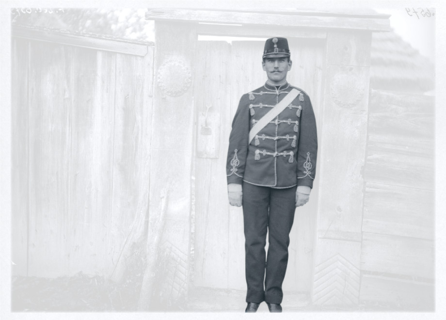 Austro-Hungarian soldier