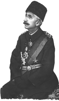 Sultan Mehmed IV between 1916 and 1922